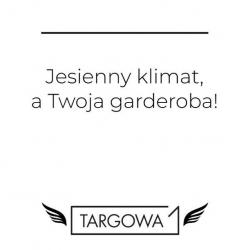 Jesienny klimat panuje już w Twojej garderobie?😍 Na jakie kolory stawiasz w tym roku? 🍂  🎯 Zapraszamy na www.targowa1.pl lub stacjonarnie Targowa 1, Jarocin👍  .  #targowa1 #odziezmarkowa #promocje #fashion #fashionlovers #moda #markipremium #odziezdamska #odziezmeska #hit #zakupyonline #shoppingonline #shopping