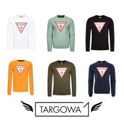 Co obecnie jest bestsellerem wśród Panów? 😁 Oczywiście bluzy GUESS w różnych kolorach 💪  Zapraszamy stacjonarnie i online! 👌  .  #targowa1 #odziezmarkowa #promocje #fashion #fashionlovers #moda #markipremium #odziezdamska #odziezmeska #hit #zakupyonline #shoppingonline #shopping